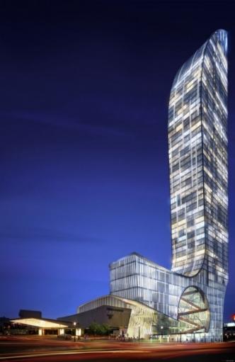 L-Tower — башня в виде буквы L в Торонто (6 фото)
