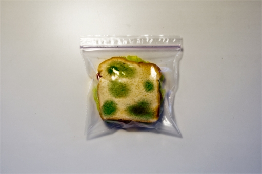 У вас воруют бтерброды? - вот выход :D