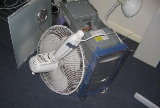 Учимся охлаждать свои машины.... :D