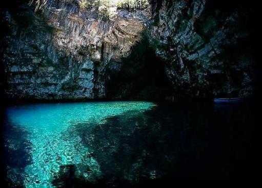 Подземные озера мира (Очень красиво)