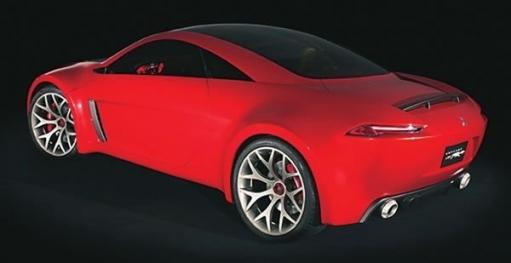Суперовый конепт от Митсубиши... Mitsubishi Concept-RA