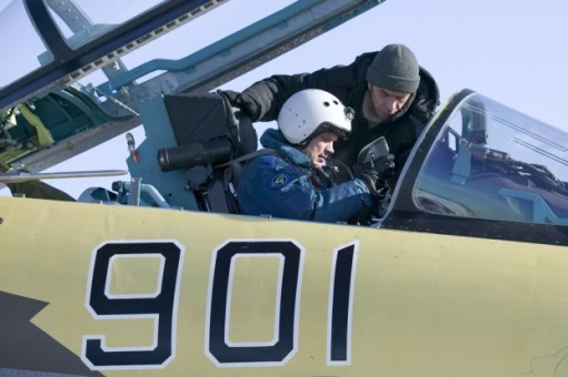 Истребитель СУ-35БМ (этой штукой стоит гордиться)