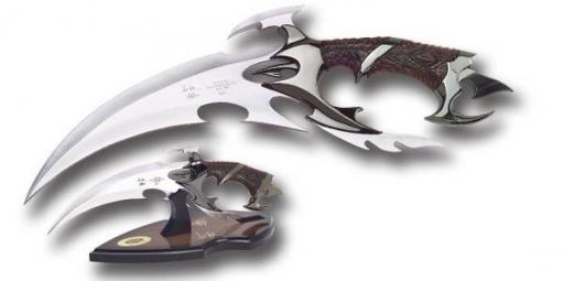 Подборка красивых ножей.