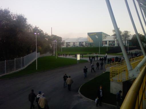 Фотоотчет Специально для Port2all (Стадион Арена Днепр - Металлург)