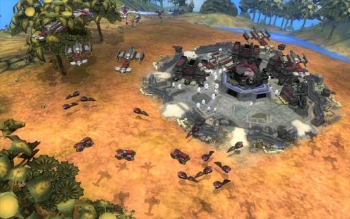 Корейский игроман воссоздал ТЕРРАНОВ из СтарКрафт в Spore