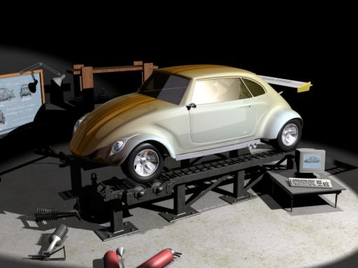 Работы в 3D Max