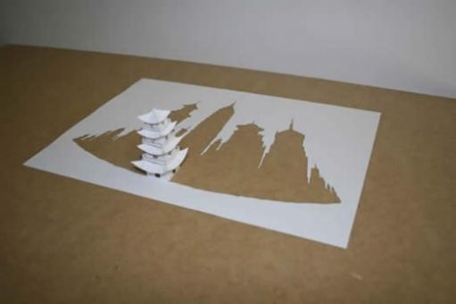 Креативные поделки из бумаги