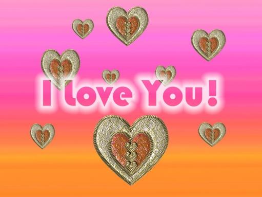 """Подборка позитива """"I Love You"""""""