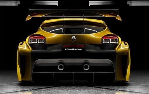 Renault Mеgane Trophy