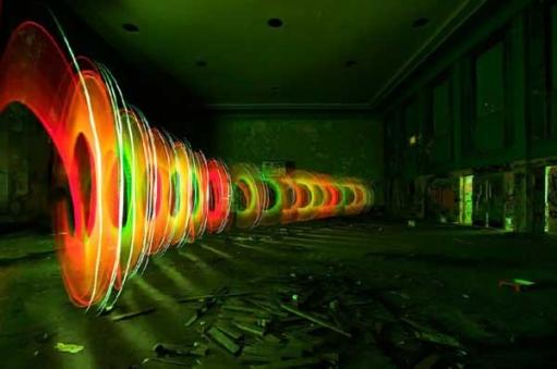 Световые граффити