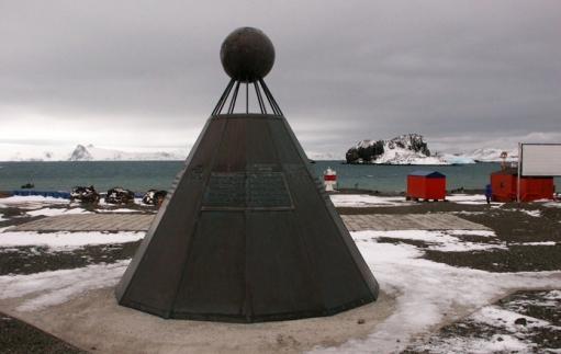 Антарктида (Текст и 50 красивых фото)