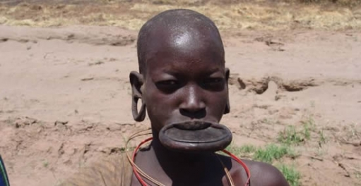 В Эфиопии свои представления о красоте D: