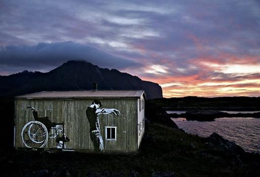 Граффити, Street Art из Норвегии