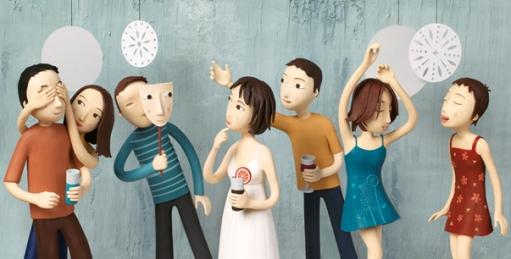Креативные фигурки из пластелина