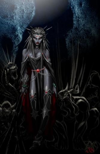 Тёмные и их питомцы