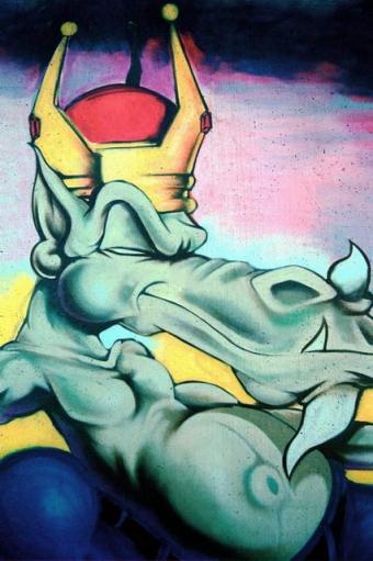 Подборка граффити