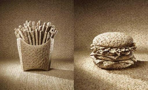 Креатив, Креативные фото и реклама (часть 2)