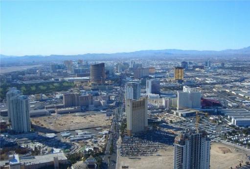 Супер аттракцион в Лас-вегасе
