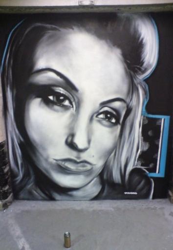 Очень красивые граффити (Часть 1)