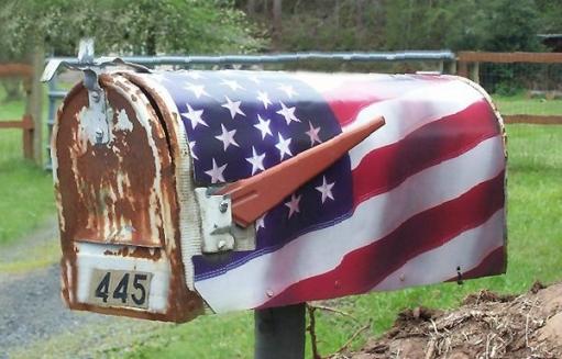 Прикольные и необычные почтовые ящики