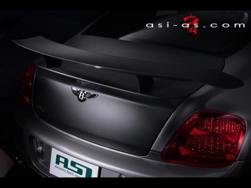 Bentley Continental ASI или машина мечты)