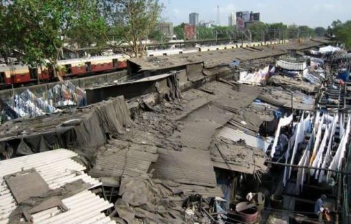 Прачечная промышленых маштабов в Индии