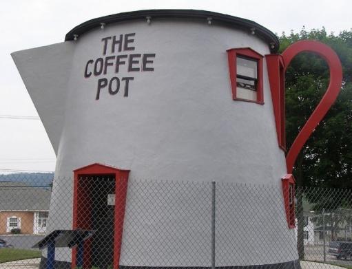 настоящая кофейня :D