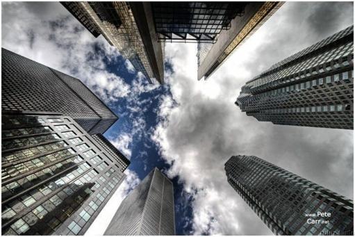 Подборка красивых фото небоскребов.