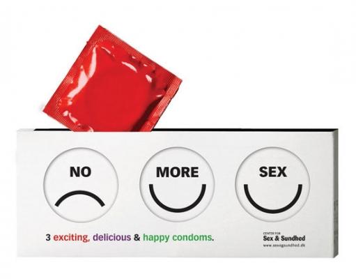 Креативная реклама презервативов