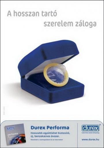 Супер креативная и прикольная реклма презервативов DureX