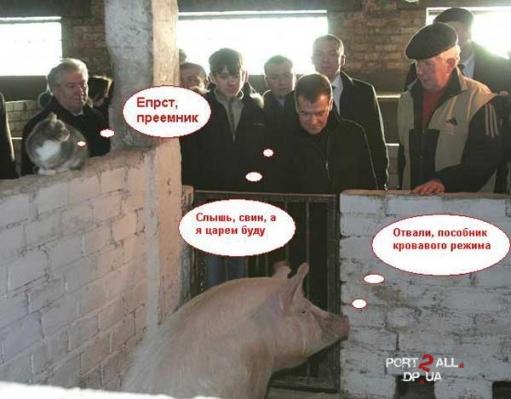 Прикольные политические зарисовки (Фото с подисями)