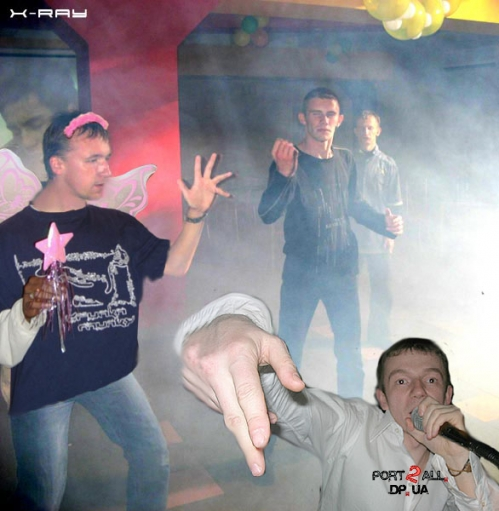 Фотожабы на Disco танцоров)))