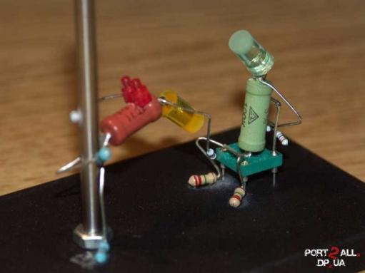 Камасутра через транзисторы или тразнисторная камасутра