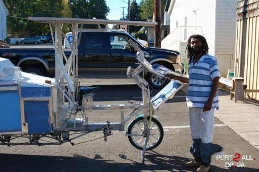 Машина, велосипед, самолет, нло - что же это?