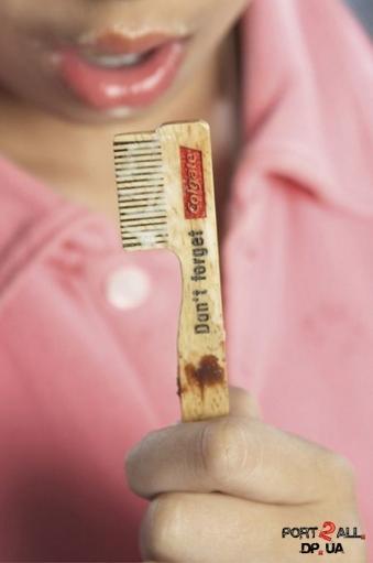 Креативная реклама зубной пасты Colgate