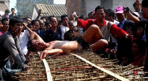 Жуткая Ёга или Азиатские издевательства.