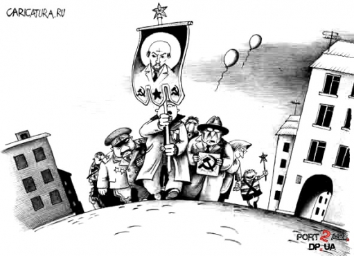 Подборка классных и смешных карикатур.
