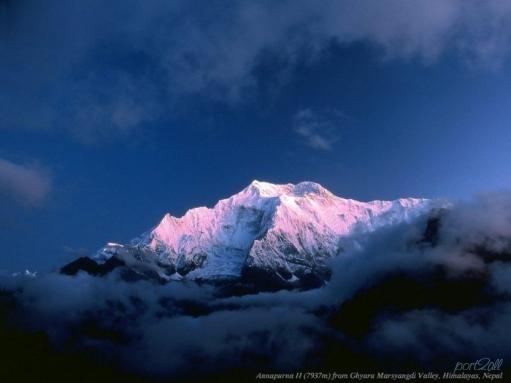 Горы. Фотографии гор.