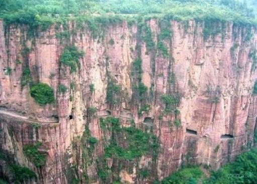 Невероятный тоннель в китае