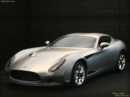 Zagato Perana Z-One - красивое авто =)