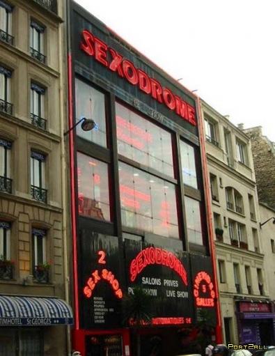 Секс-шопы по всему миру. Sex-shops