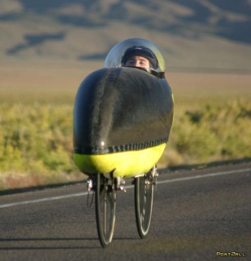 Самый быстрый велосипед в мире (14 фото)
