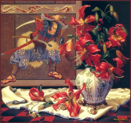 """Картинки в стиле фэнтези от художницы Ilene Meyer. """"Meyerworld""""."""