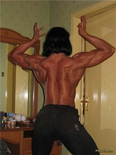 Мария Кузьмина - звезда в мире фитнеса!