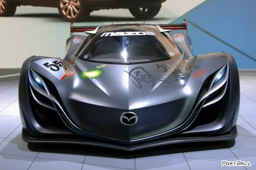 Mazda Furai или Ого-го!