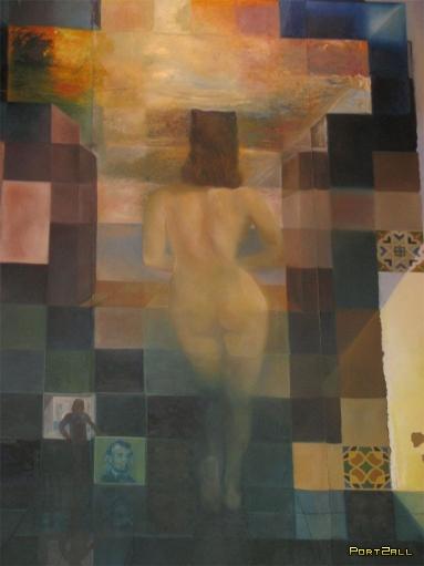 Прикольная иллюзия (3 фото)