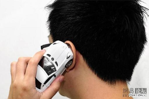 Телефон для фанатов автомобилей Mersedes