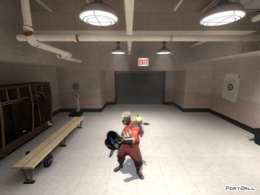 Новое (02.09.09) обновление для Team Fortress 2 - грандиозная облава.