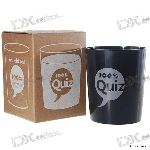 Чашка для убойных приколов) Классная чашка, чтобы приколоться над коллегой или другом.