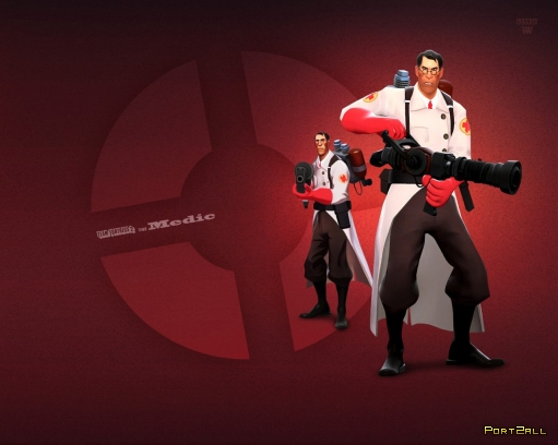 Team Fortress 2 Wallpapers. Тф2 Обои.